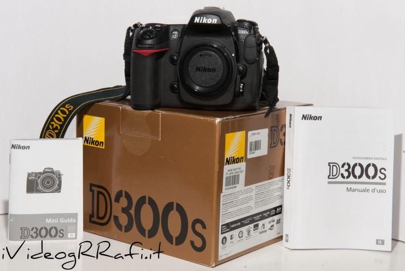 Nikon D300S - iVideogRRafi