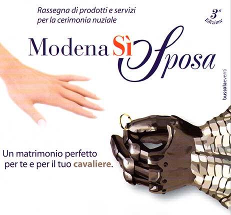 iVideogRRafi - Fiera sposi -  Modena si sposa